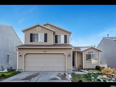 Tooele UT Single Family Home For Sale: $230,000
