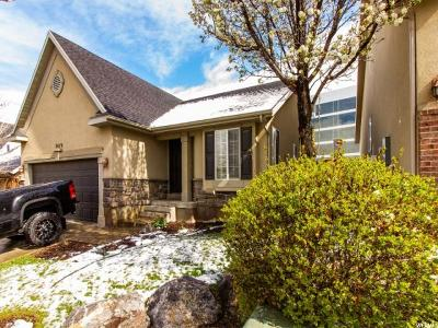 Lehi Single Family Home For Sale: 3470 S Plymouth Rock Cv W