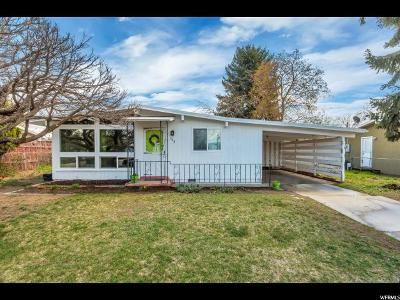 Orem Single Family Home For Sale: 526 N 980 W