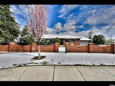 Herriman Single Family Home For Sale: 5872 W 13100 S