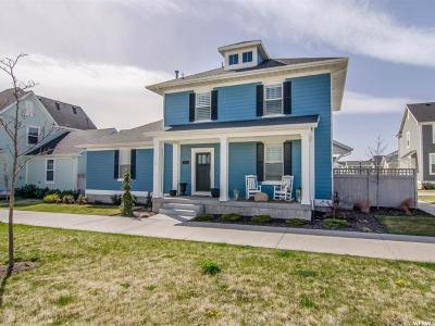 South Jordan Single Family Home For Sale: 5076 W Bear Trap Dr S