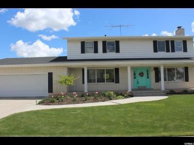 Tremonton Single Family Home For Sale: 740 N 350 E