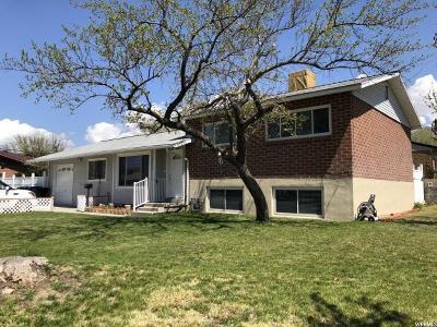 Sandy Single Family Home For Sale: 9821 S Poppy Ln E