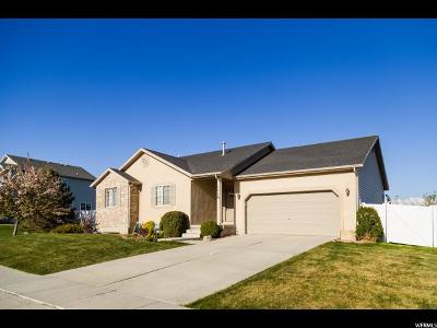 Saratoga Springs Single Family Home For Sale: 1116 N Mustang Ln