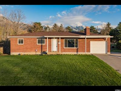 Cottonwood Heights UT Single Family Home For Sale: $439,000