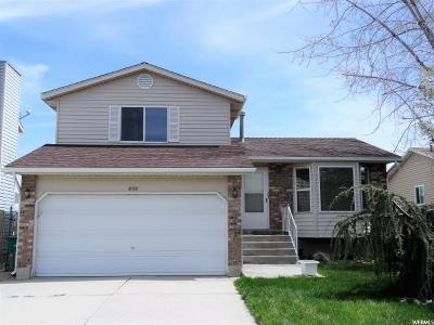 West Jordan Single Family Home For Sale: 6759 S Shootingstar Ave W