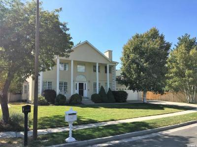 Sandy Single Family Home For Sale: 8776 S Sunridge Dr E