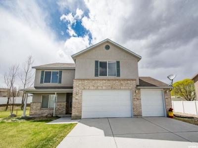 Herriman Single Family Home For Sale: 13932 S Travis Boyd Cir