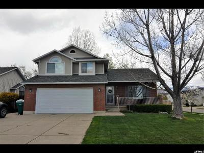 Layton Single Family Home For Sale: 2130 N 650 W