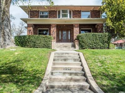 Salt Lake City Single Family Home For Sale: 305 S 1200 E