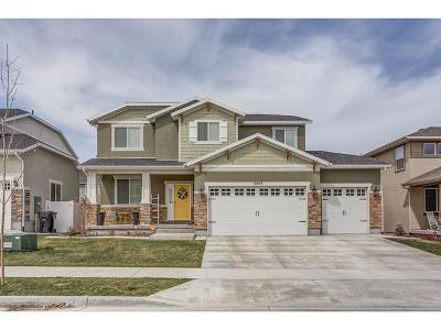 Herriman Single Family Home For Sale: 5452 W Pemberton Ln