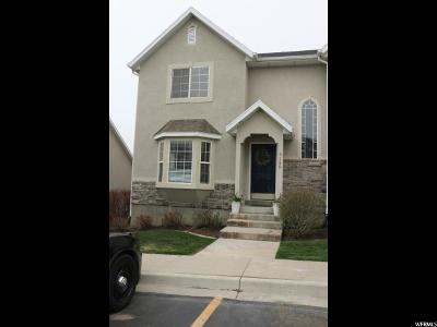 Lehi Townhouse For Sale: 3106 W Davencourt Loop