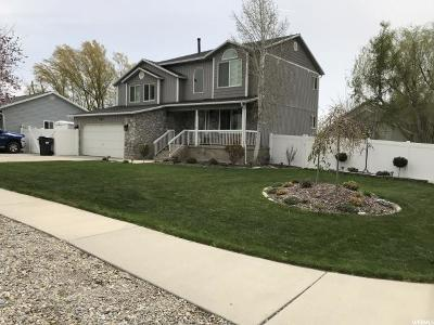 American Fork Single Family Home For Sale: 249 W 850 St N #38