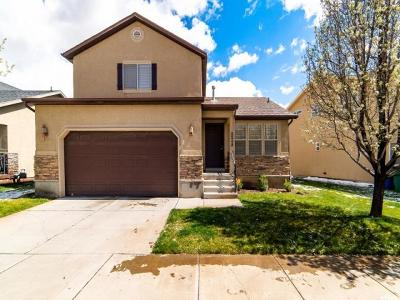 Lehi Single Family Home For Sale: 3548 W Newland Loop