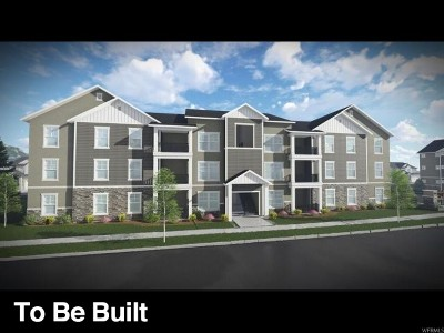 Lehi Condo For Sale: 3696 W 1850 N #Q101