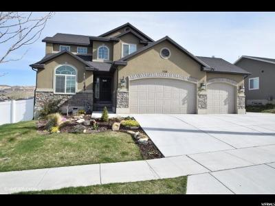 Lehi Single Family Home For Sale: 538 W 2600 N