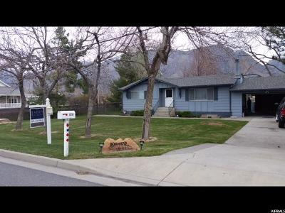 Highland Single Family Home For Sale: 11356 N Alpine Hwy W