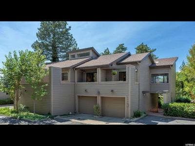 Holladay Condo For Sale: 4756 S Ichabod