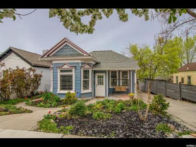 Salt Lake City Single Family Home For Sale: 617 N 200 W