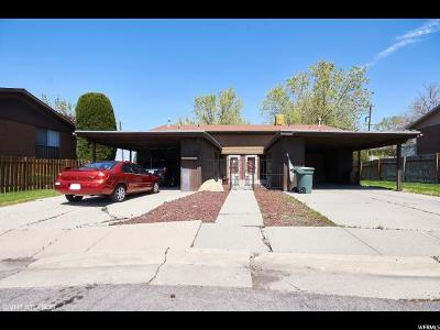Salt Lake City Multi Family Home For Sale: 2594 S Forest Dale Circle Cir E