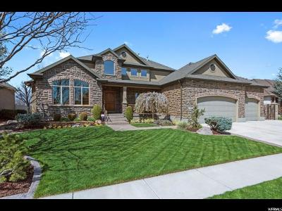 Orem Single Family Home For Sale: 349 E 1250 N