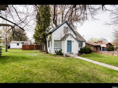 Trenton Single Family Home For Sale: 96 E Center St