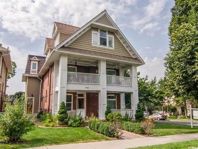 Salt Lake City Single Family Home For Sale: 950 E 100 S