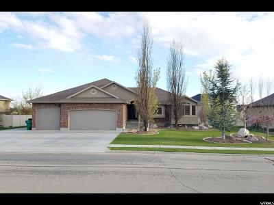 Layton Single Family Home For Sale: 2513 W 775 N