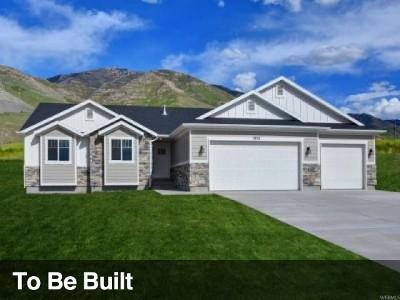 Saratoga Springs Single Family Home For Sale: 3286 S Scotts Cv #6806