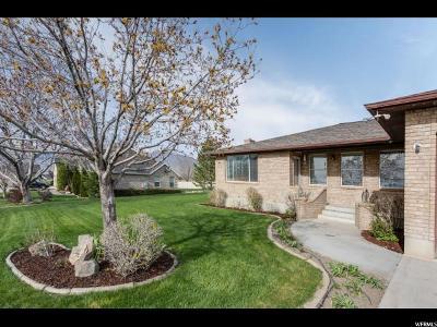 Spanish Fork Single Family Home For Sale: 372 N 1360 E