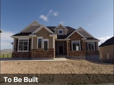 Saratoga Springs Single Family Home For Sale: 3284 S Scotts Cv #6806
