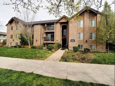 Salt Lake City Condo For Sale: 963 E 800 S #317