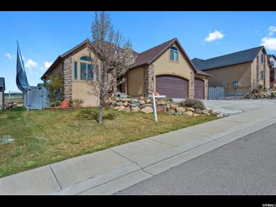 Eagle Mountain Single Family Home For Sale: 9073 N Clubhouse Ln