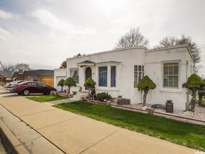 Ogden Single Family Home For Sale: 2037 S Harrison
