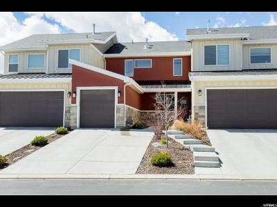 Saratoga Springs Townhouse For Sale: 2333 S Long Dr