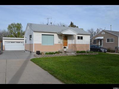 Salt Lake City Single Family Home For Sale: 753 N 1300 W
