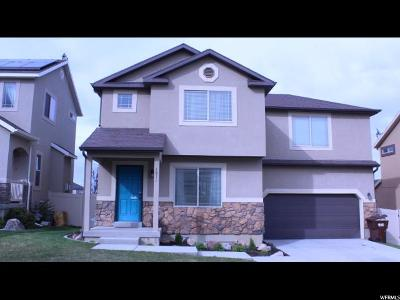 Eagle Mountain Single Family Home For Sale: 4812 E Kaylee Ct