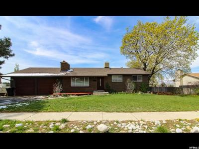Sandy Single Family Home For Sale: 8848 S Altair E