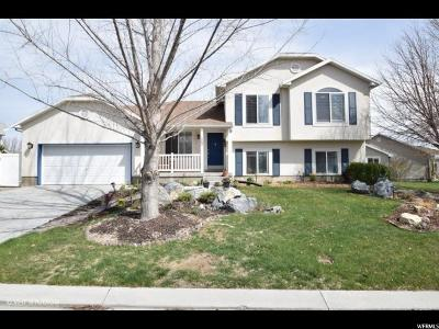 Saratoga Springs Single Family Home For Sale: 122 E Teal Rd S
