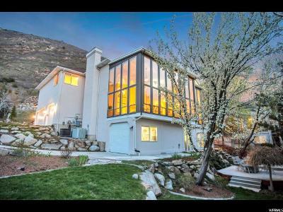 Sandy Single Family Home For Sale: 11942 S Hidden Brook Blvd E