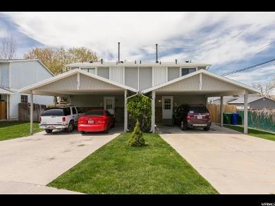 Salt Lake City Multi Family Home For Sale: 2726 S Sierra Park Cir #2728