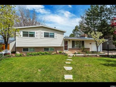 Cottonwood Heights UT Single Family Home For Sale: $374,800