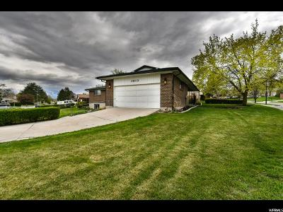 Taylorsville Single Family Home For Sale: 2613 W Blake Dr S