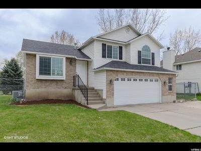Farmington Single Family Home For Sale: 2 E 1340 S