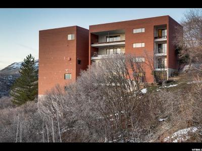 Salt Lake City Condo For Sale: 850 S Donner Way E #201