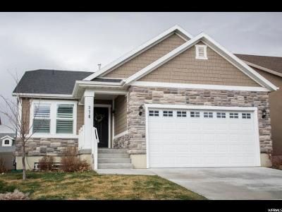 Lehi Single Family Home For Sale: 376 S 630 E