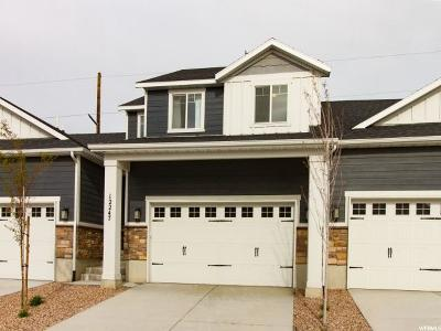 Draper Townhouse For Sale: 12247 S Ryder Ct