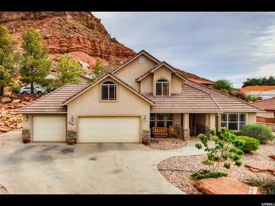 St. George Single Family Home For Sale: 926 W Escalante Dr