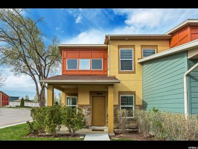 South Jordan Townhouse For Sale: 3794 W Lilac Heights Dr S