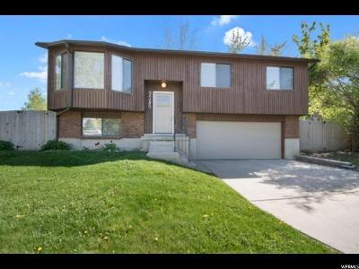 Taylorsville Single Family Home For Sale: 3289 W Kingsbrook Ave